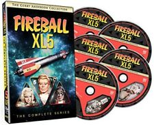 Fireball XL5: The Complete Series [New DVD] Full Frame