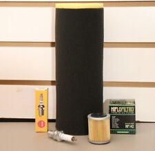 Yamaha Warrior 350 Wolverine Tune Up Kit Air Filter Oil Filter NGK Plug YFM350X
