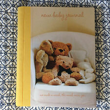 New Baby Journal: We Made A Wish, The Wish Was You (2007, Hardcover)