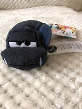 The Disney Store Tsum Tsum Mini Soft Toy Plush Cars Jackson Storm BNWT Pixar