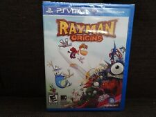 Rayman Origins (Sony PlayStation Ps Vita, 2012) New!