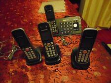 Panasonic KX-TGE40 Cordless Phone System