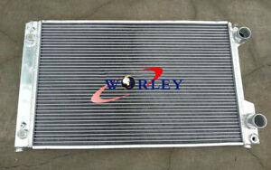 Aluminum radiator for Audi Quattro V8 1990 1991 1992 1993 1994