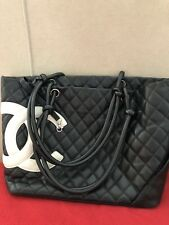 Chanel bag Cambon calfskin quilted authentic