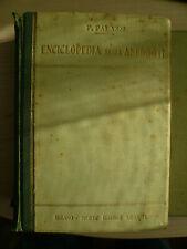 Enciclopedia degli Aneddoti, F: Palazzi, 3 vol., Soc. Ed. Libraria 1934