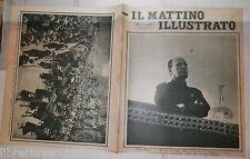 Mussolini Annuale Fasci Combattimento Scotto Luigi XIV Castelrosso Borongo di e