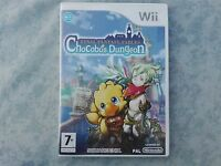 FINAL FANTASY FABLES CHOCOBO'S DUNGEON NINTENDO WII WII U PAL ITALIANO COMPLETO