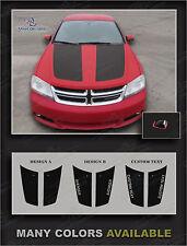 Avenger Hood Racing Stripes Kit 2008 2009 2010 2012 2013 2014