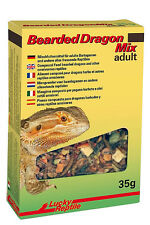 Lucky Reptile Bearded Dragon Mix Adult 35g Beardie food