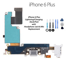 iPhone 6 Plus Lightning Connector Port Charging Dock Headphone Jack with Tools