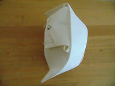 VINTAGE NURSE HAT TYPE  UNIFORM CAP HAT COTTON ONE BUTTON CARRY ON NURSE STYLE