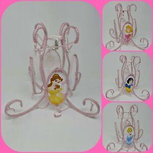Disney Princess - Suspension lamp - Lamp shade - GC - Girls room - playroom
