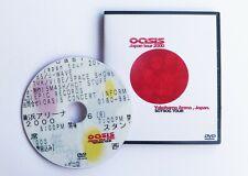 Oasis : Yokohama Arena, Japan 2000 live DVD