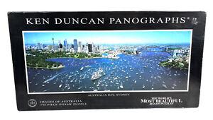 Australia Day Sydney Harbour Jigsaw Puzzle 748 Piece Ken Duncan Crown & Andrews