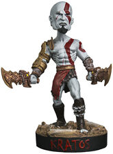"GOD OF WAR KRATOS 6"" RESIN BOBBLE HEAD FIGURE BRAND NEW IN BOX"