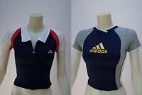 Adidas Damen Shirt Lycra Nylon Tactel Sportshirt T-Shirt Tshirt NEU 2 Modelle