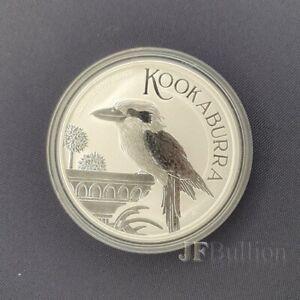 2022 Australian Kookaburra 1oz Silver Bullion Coin - The Perth Mint