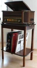 Soundmaster NR545DAB Nostalgieanlage inkl. Holzstandfuß und Trennbögenablage