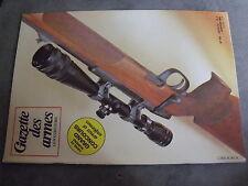 $p Revue Gazette des armes N°101 Revolver Galand 1870  FM Bren  Steyr-Mannlicher