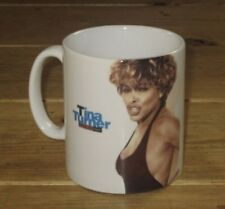 Tina Turner Simply the Best Advertising MUG