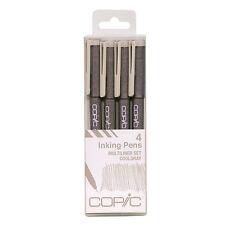 Too Copic JAPAN Multiliner Pens set Sketch Inking Pen Marker Marqueur Gray color