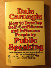 How to Develop Self-Confidence & Influence People by Public Speaking store#2862