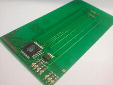 ATMEL FUN SMART CARD SMART CARD A LED SU PCB CON SMD AT90S8515 + 24LC64
