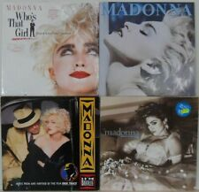 Madonna Vinyl Bundle Sammlung 4x LP: I'm Breathless / Who's That Girl / ...