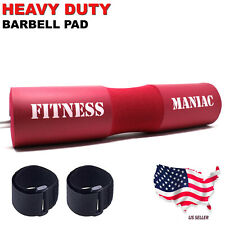 Foam Barbell Bar Pad Weight Lifting Pull Up Back Shoulder Support Gym Equipment