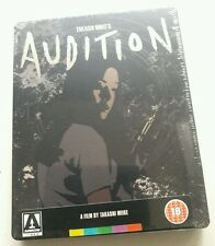 AUDITION (TAKASHI MIIKE) BLU-RAY STEELBOOK ARROW VIDEO