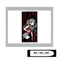 Taito Fate/Extra Last Encore Toalla B Rin Tosaka Japón Limitado Artículos Akiba