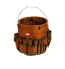 Tool Bucket Organizer 30 Pockets Storage Bags Pouches Belts Tools Boxes Holding
