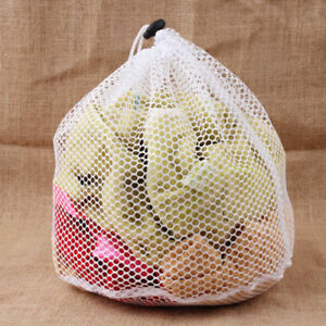 Large Thickened Washing Machine Used Mesh Wash Bags Net Bags Laundry Bag #S04