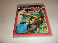 PLAYSTATION 3 PS 3 UNCHARTED: Drakes destino Essentials []