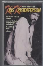 THE BEST OF KRIS KRISTOFFERSON Help Me Make It Through The Night NEW CASSETTE
