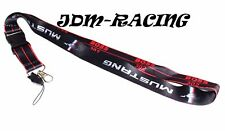 For Ford Mustang GT Lanyard Neck Strap Quick Release Keychain Neck Strap