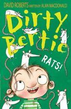 Rats! (Dirty Bertie) By Alan MacDonald, David Roberts