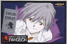 Neon Genesis Evangelion carta OVP Project Eva cómic anime manga Japón