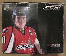 NHL Washington Capitals Ovechkin CCM Rapide Hockey Skates Size 8 NIB
