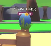 🦀Adopt me - 9x Ocean Egg pre-order 🦈