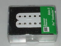 Seymour Duncan TB-APH1 Alnico ll Pro Trembucker WHITE Guitar Pickup New Warranty