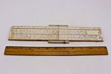 TABLE GRAPHICAL FIRING SLIDE RULE No. 2