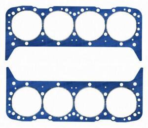 Chevy 265 283 302 307 327 5.7 5.7L 350 Fel-Pro PermaTorque Head Gaskets Pair 2