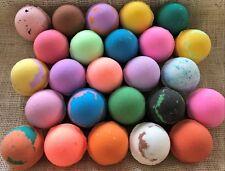 Lot of 10 Heavenly Scents Premium Bath Bombs - Bath Bomb Fizzies