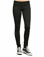 Mujer Corte Slim Elástico Vaqueros Pitillo Denim Pantalones número EU 39 - 20