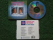 Latin DIOMEDES DIAZ IVAN ZULETA **Un Canto Celestial** ORIGINAL 1995 Colombia CD