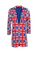 Union Jack Designer Frock Coat