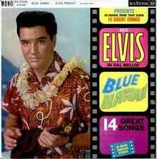 ELVIS PRESLEY - Blue Hawaii (Original Soundtrack) (LP) (G-/F+)