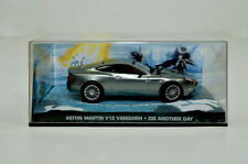 James Bond il modellino di auto-Collection Aston Martin v12 Vanquish