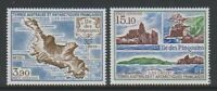 FSAT/TAAF - 1988, Penguin Island set - MNH - SG 240/1